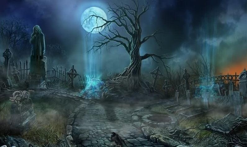 Кладбище душ