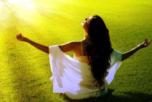 Как начать медитировать гуманитарию