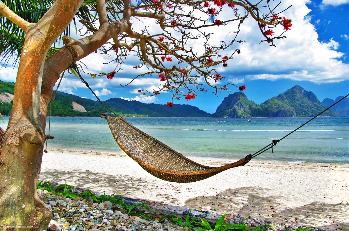 Медитация отдых на море